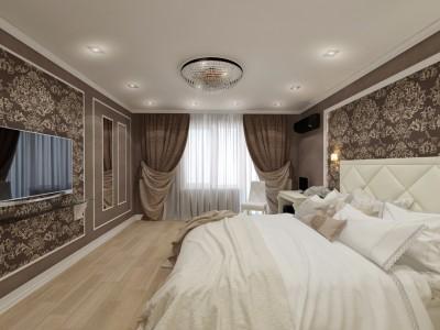 Спальня . Классика.