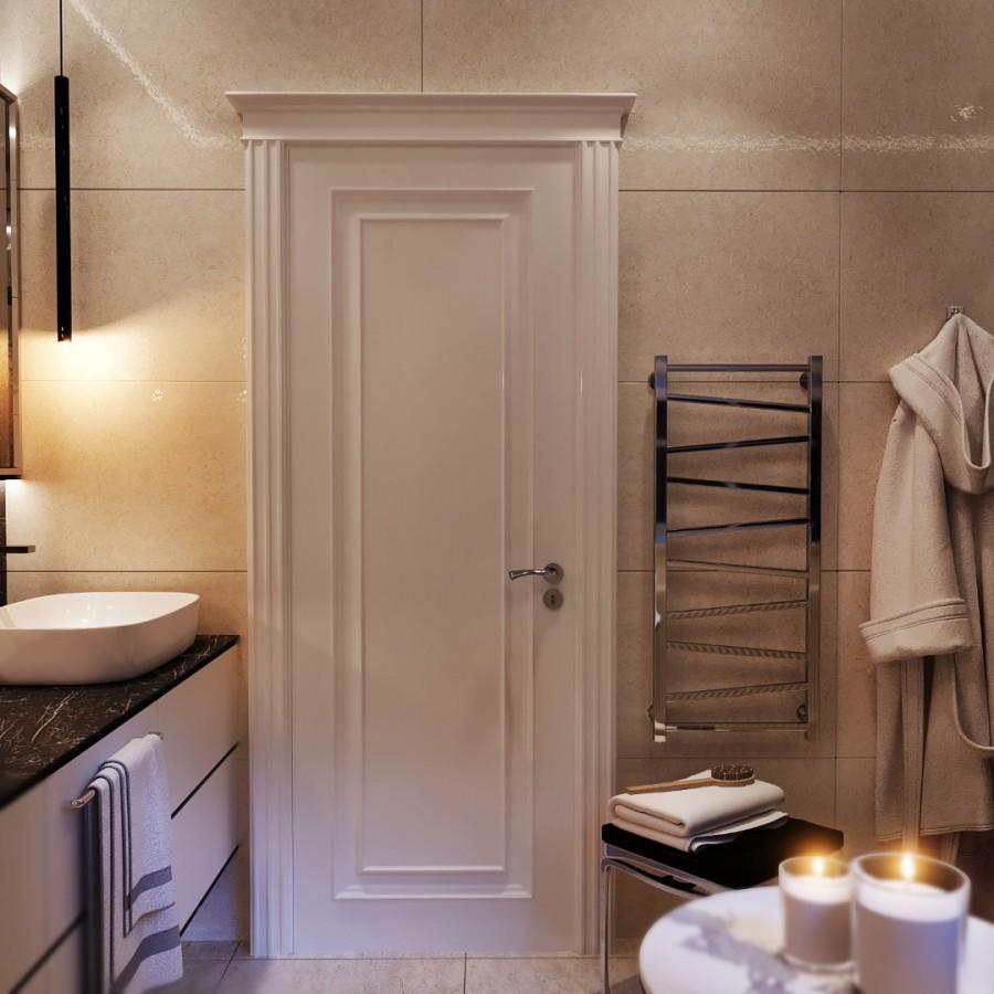 Ванная комната с плиткой Atlas Concorde