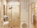 Ванная золото и роскошь