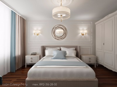 Спальня гостевая