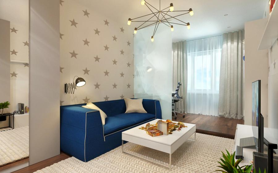 Комната для подростка.
